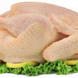Pollo de grano