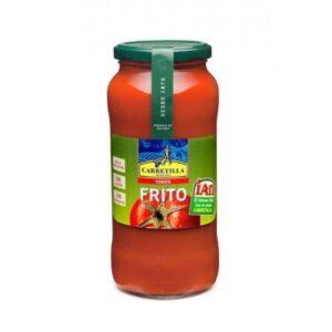 Tomate frito Carretilla