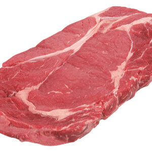 Bistec de vaca fileteada