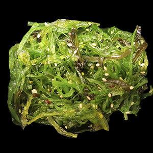 ensalada de wakame alga