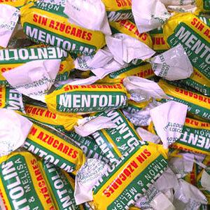 Mentolín sin azúcar