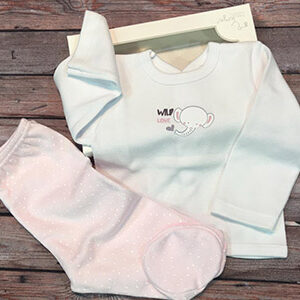 Mudita de bebé rosa