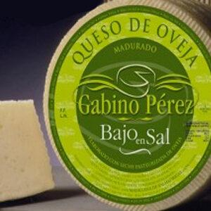 Queso puro oveja GABINO PEREZ