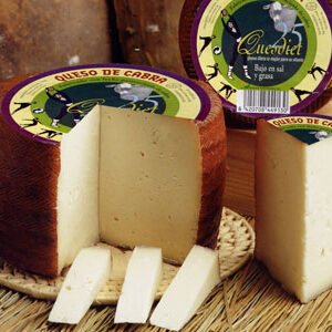 queso de cabra capridiet