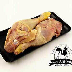 muslo-pollo