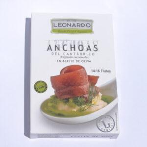 Anchoas Leonardo