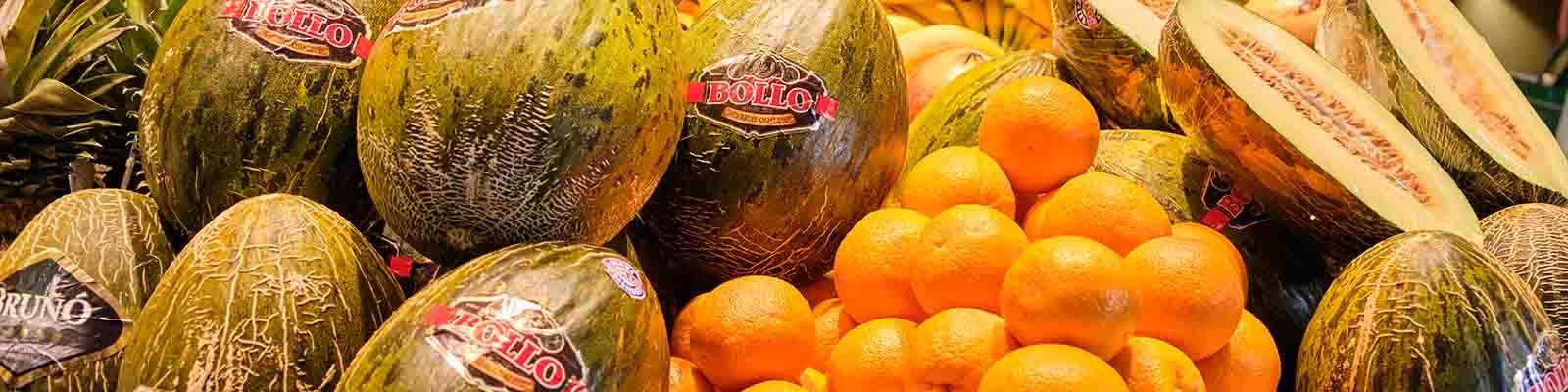 L'Amanida, frutas y verduras